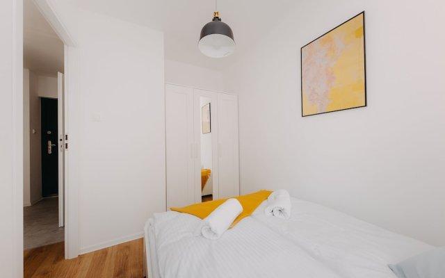 Отель ShortStayPoland Chlodna (B63) Польша, Варшава - отзывы, цены и фото номеров - забронировать отель ShortStayPoland Chlodna (B63) онлайн комната для гостей
