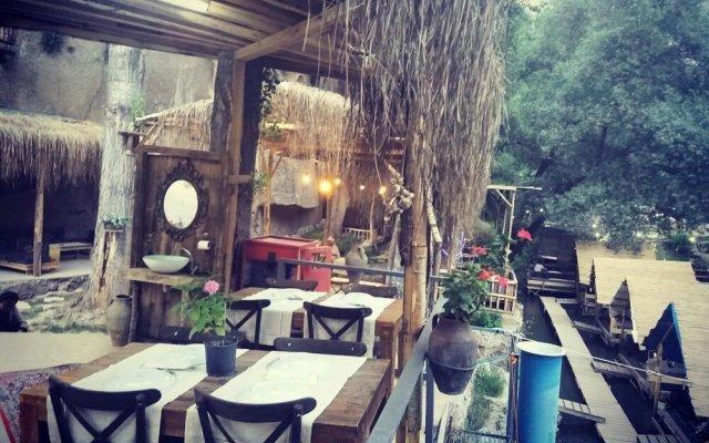 Belisırma Cave Butik Hotel Турция, Селиме - отзывы, цены и фото номеров - забронировать отель Belisırma Cave Butik Hotel онлайн вид на фасад
