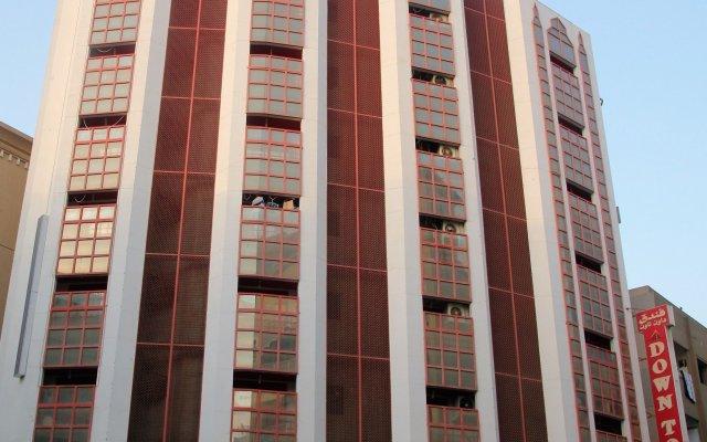 Отель Downtown Hotel ОАЭ, Дубай - 1 отзыв об отеле, цены и фото номеров - забронировать отель Downtown Hotel онлайн вид на фасад