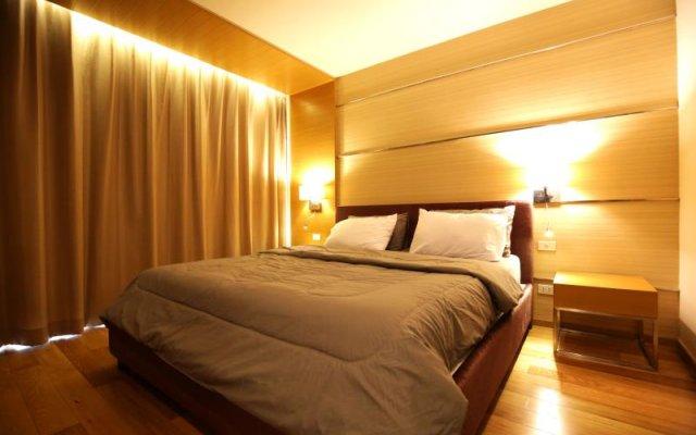 Отель Sathorn Heritage Бангкок комната для гостей