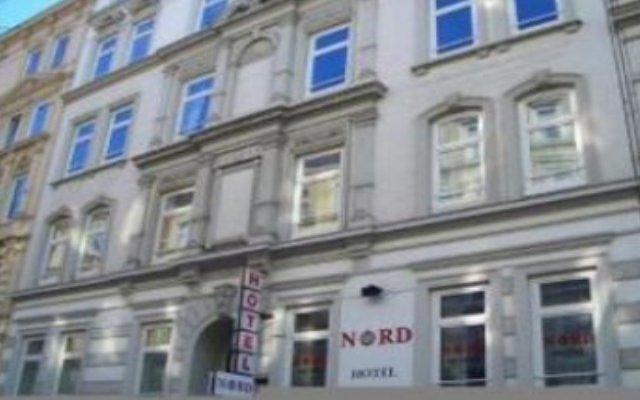 Отель Garni Nord Германия, Гамбург - отзывы, цены и фото номеров - забронировать отель Garni Nord онлайн вид на фасад