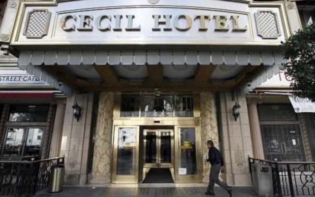 Отель Cecil США, Лос-Анджелес - 8 отзывов об отеле, цены и фото номеров - забронировать отель Cecil онлайн вид на фасад