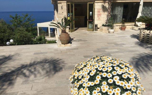 Отель CapoSperone Resort Италия, Пальми - отзывы, цены и фото номеров - забронировать отель CapoSperone Resort онлайн вид на фасад