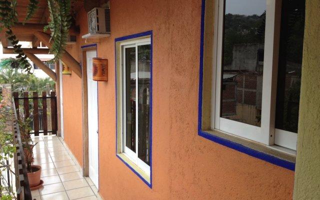 Hotel Las Salinas вид на фасад