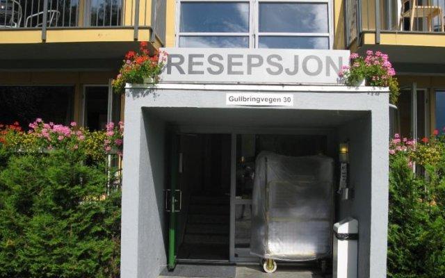 Отель Bø Summer Motel Gullbring Норвегия, Бо - отзывы, цены и фото номеров - забронировать отель Bø Summer Motel Gullbring онлайн вид на фасад
