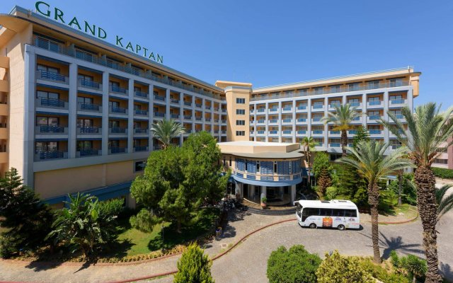 Grand Kaptan Hotel - All Inclusive вид на фасад