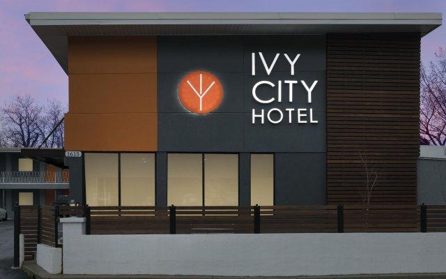 Отель Ivy City Hotel США, Вашингтон - отзывы, цены и фото номеров - забронировать отель Ivy City Hotel онлайн вид на фасад