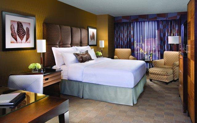 Отель New York New York комната для гостей