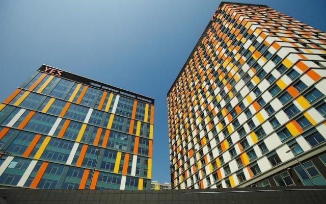 Apart-Hotel YE'S вид на фасад