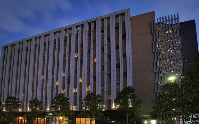 Отель Gracery Tamachi Hotel Япония, Токио - отзывы, цены и фото номеров - забронировать отель Gracery Tamachi Hotel онлайн вид на фасад
