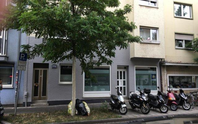 Отель 4rent Германия, Нюрнберг - отзывы, цены и фото номеров - забронировать отель 4rent онлайн парковка