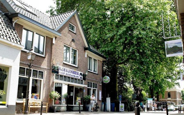 Отель Restaurant Koekenbier Abcoude Нидерланды, Абкауде - отзывы, цены и фото номеров - забронировать отель Restaurant Koekenbier Abcoude онлайн вид на фасад