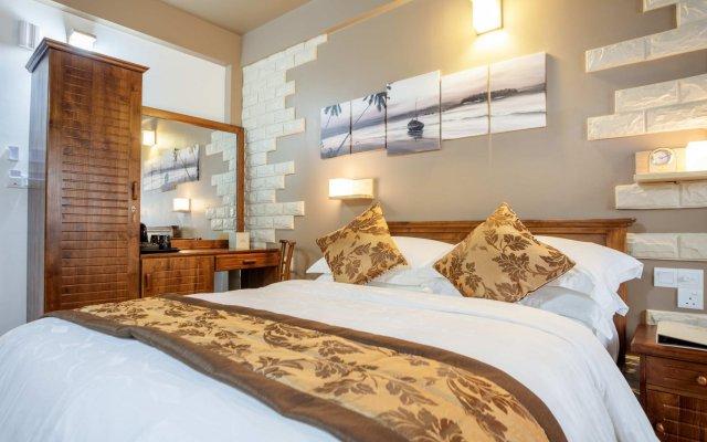 Отель The Vinorva Maldives комната для гостей