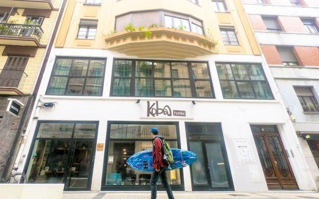 Отель Koba Hostel Испания, Сан-Себастьян - отзывы, цены и фото номеров - забронировать отель Koba Hostel онлайн вид на фасад