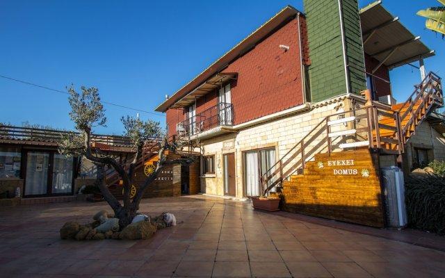 Отель B&B Eyexei Domus Агридженто вид на фасад