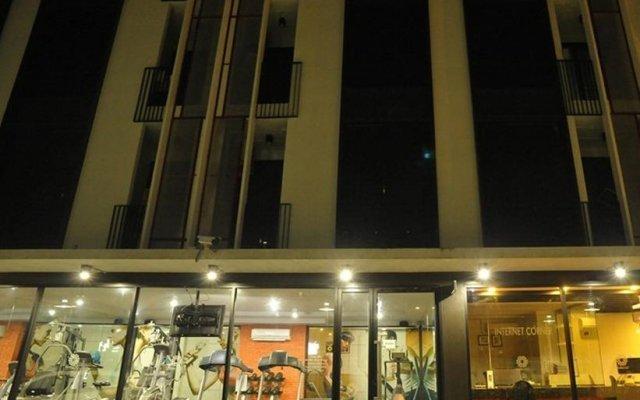 Отель Marigold Ramkhamhaeng Бангкок вид на фасад