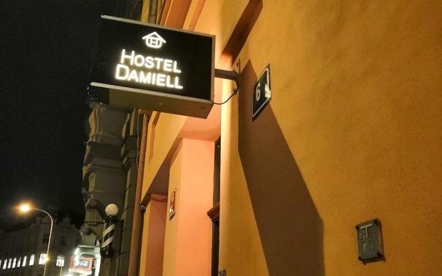 Hostel Damiell вид на фасад