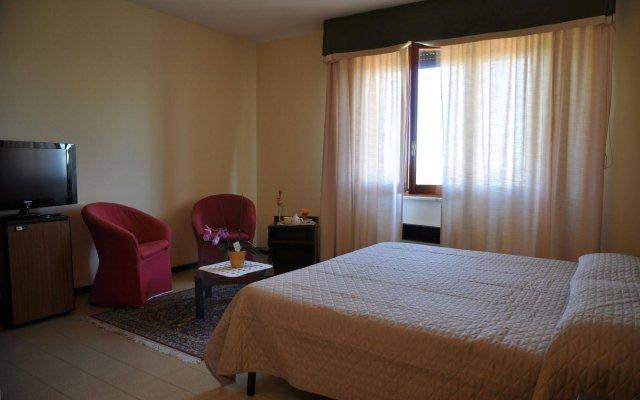 Hotel Firenze Кьянчиано Терме комната для гостей