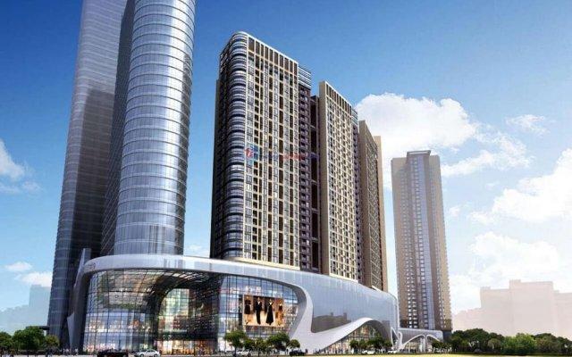 Отель Shenzhen U- Home Apartment Binhe Times Китай, Шэньчжэнь - отзывы, цены и фото номеров - забронировать отель Shenzhen U- Home Apartment Binhe Times онлайн вид на фасад