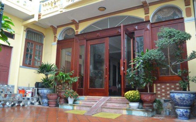 Doan Trang Hotel Halong вид на фасад