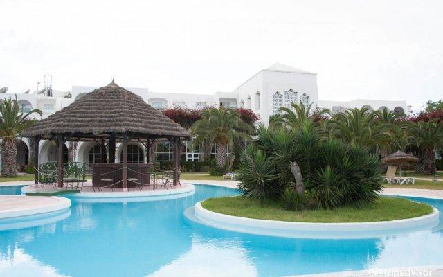 Shalimar Hammamet in Hammamet, Tunisia from 79$, photos, reviews - zenhotels.com hotel front