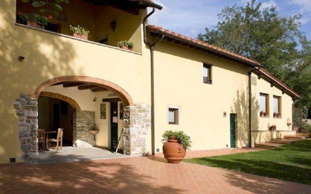 Отель Agriturismo Petrognano Реггелло вид на фасад