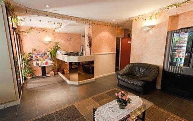 Отель Royal Bergere Франция, Париж - 13 отзывов об отеле, цены и фото номеров - забронировать отель Royal Bergere онлайн интерьер отеля