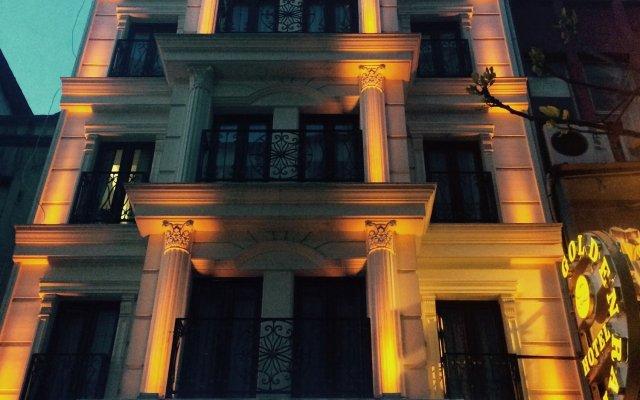 Golden Rain Hotel Old City вид на фасад