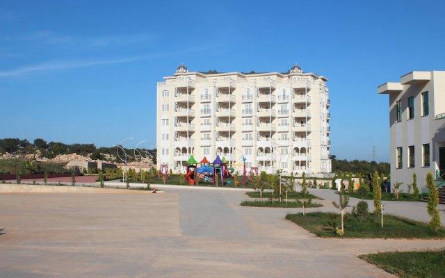 Kizkalesi Apart Турция, Силифке - отзывы, цены и фото номеров - забронировать отель Kizkalesi Apart онлайн вид на фасад