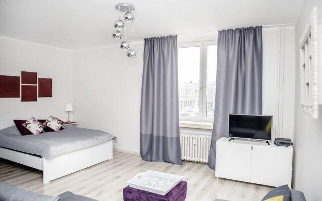 Апартаменты AP-Apartments Marszalkowska No. 53 комната для гостей