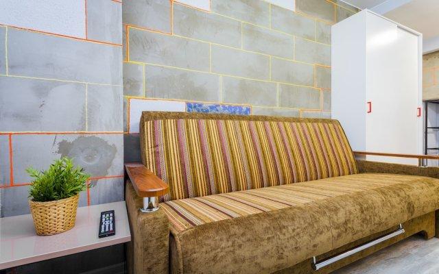 Гостиница Apt on Chetvyortaya Sovetskaya 8 ap14 комната для гостей