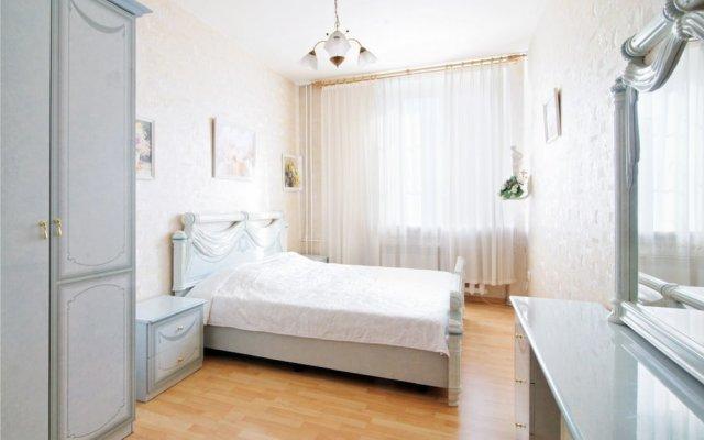 Отель Apartamenty na Oktyabrskoy Минск комната для гостей