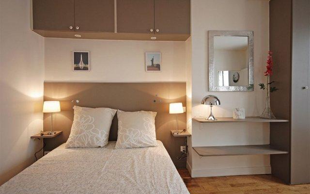 Отель Caramel Франция, Париж - отзывы, цены и фото номеров - забронировать отель Caramel онлайн комната для гостей