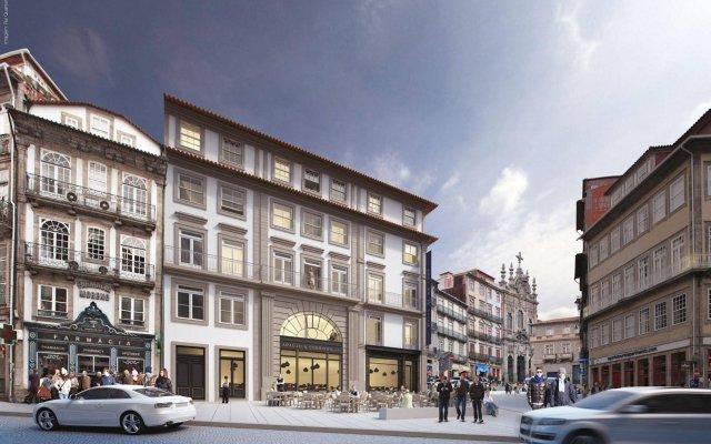Porto A.S. 1829 Hotel вид на фасад
