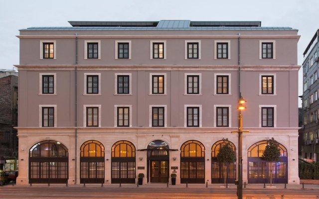 Отель Karakoy Rooms вид на фасад