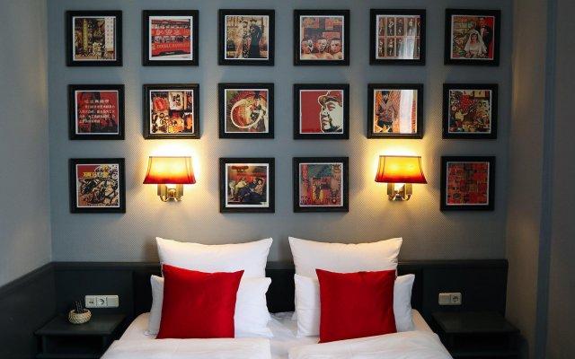 Отель Krone Германия, Мюнхен - 1 отзыв об отеле, цены и фото номеров - забронировать отель Krone онлайн вид на фасад