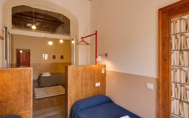 Отель Rome Accommodation - Baullari III комната для гостей