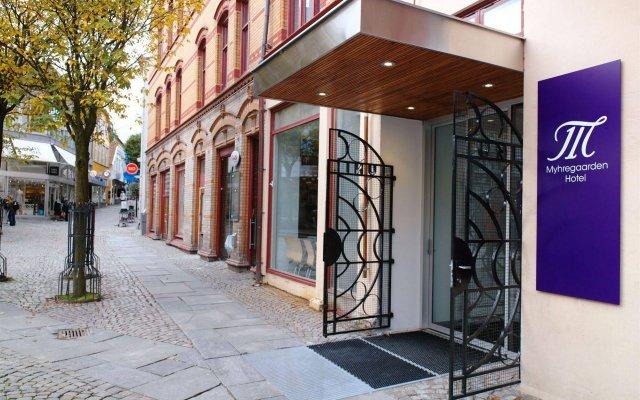 Отель Frogner House Норвегия, Ставангер - отзывы, цены и фото номеров - забронировать отель Frogner House онлайн вид на фасад