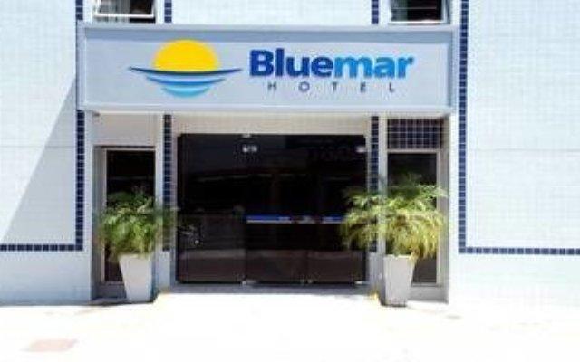 Bluemar Hotel вид на фасад