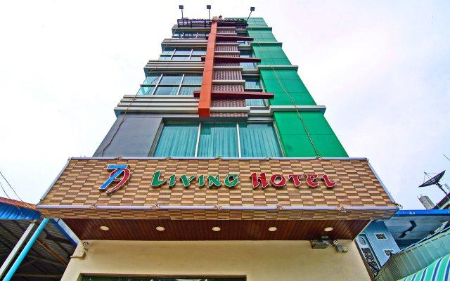 79 Living Hotel вид на фасад