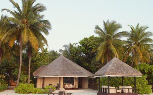 Отель Kihaad Maldives вид на фасад