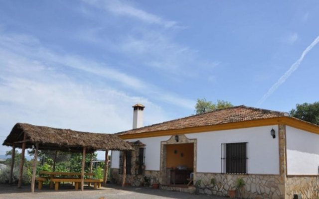 Отель Chalet With 4 Bedrooms in Arcos de la Frontera, With Wonderful Mountai вид на фасад