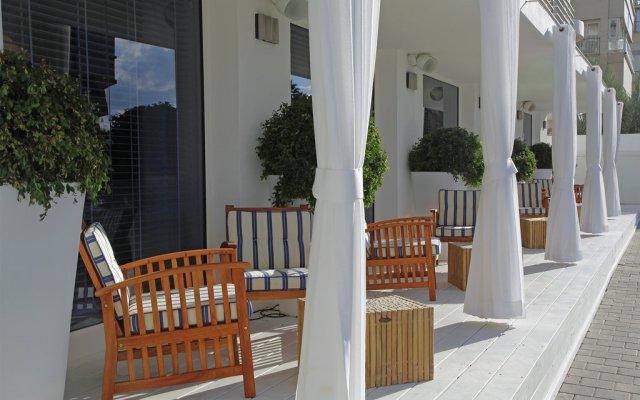 Shalom Hotel & Relax, Tel Aviv - an Atlas Boutique Hotel вид на фасад