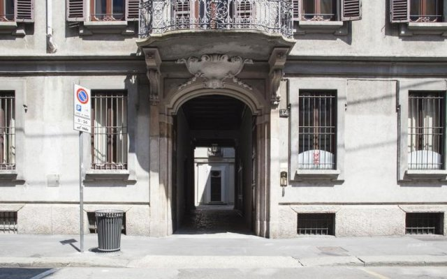 Отель Hemeras Boutique suite Giardino вид на фасад