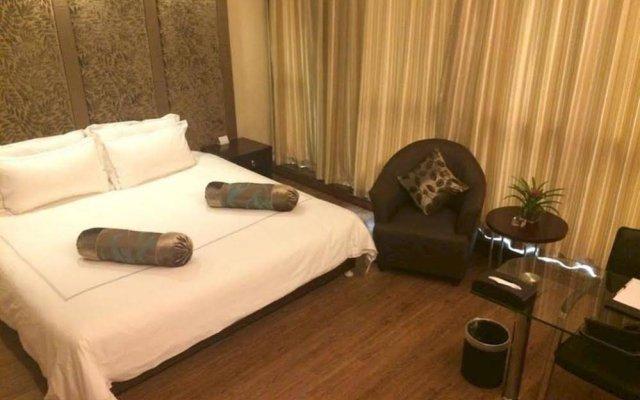 Shanghai Feel Town Hotel комната для гостей