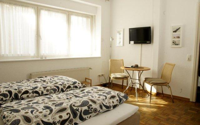 Отель Ferienweingut Hallenbach комната для гостей