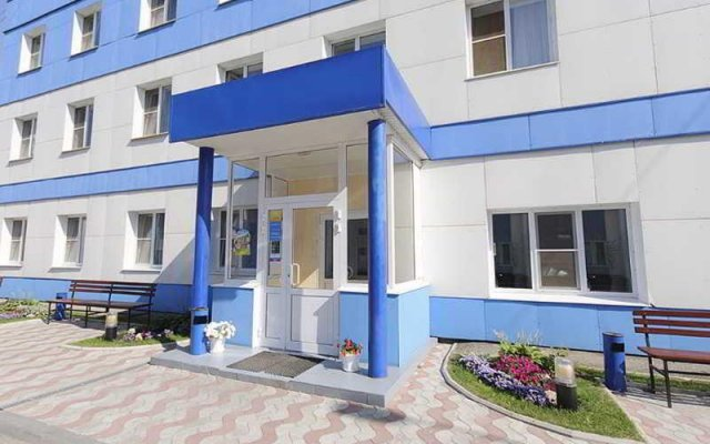 Гостиница Апарт-отель Ловеч в Рязани отзывы, цены и фото номеров - забронировать гостиницу Апарт-отель Ловеч онлайн Рязань вид на фасад