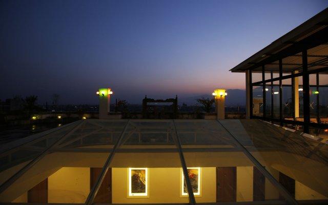 Отель Arts Kathmandu Непал, Катманду - отзывы, цены и фото номеров - забронировать отель Arts Kathmandu онлайн вид на фасад