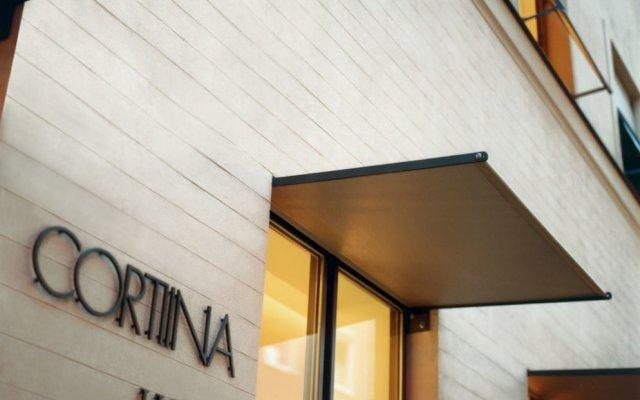 Cortiina Hotel вид на фасад
