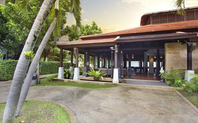 Отель D Varee Mai Khao Beach вид на фасад